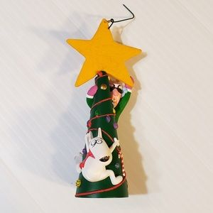 Other - Vintage Hallmark Christmas Ornament Maxine 1998